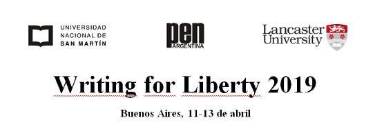Inscripción hasta el 30 de noviembre de 2018 - Writing for Liberty 2019 EU/UK/US